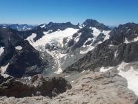 Glacier du Sélé