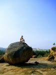 Bloc au royaume de Vijayanâgara