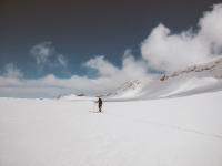 François et les glaciers