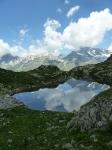 Lac en Valgaudemar