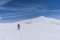 Le Dôme bedonnant de Chasseforêt et son glacier interminable