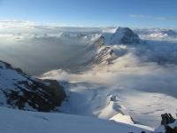petit matin en altitude