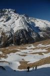 Ski léopard