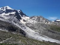 Glacier en souffrance