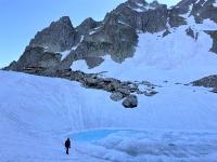 Bivouac à l'index - Chamonix juillet 2020