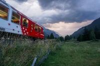 Dernier métro pour Chamonix