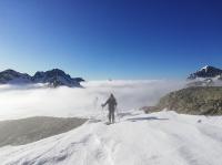 sortie de nuage